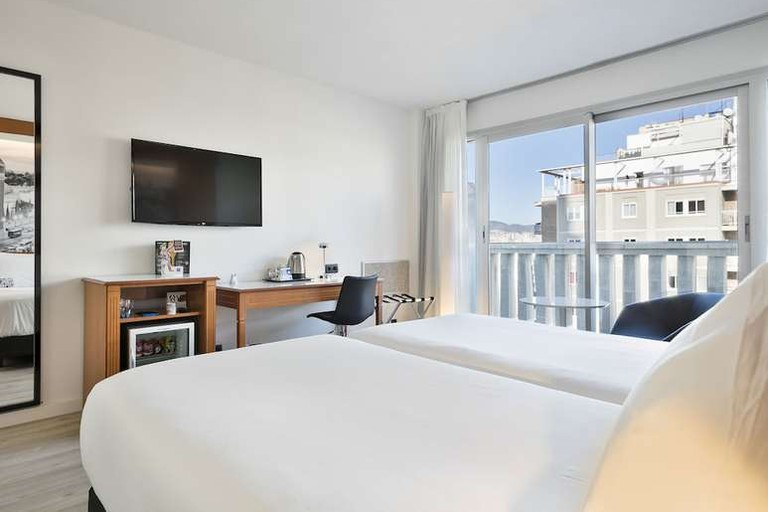 Double room at Tryp Barcelona Apolo