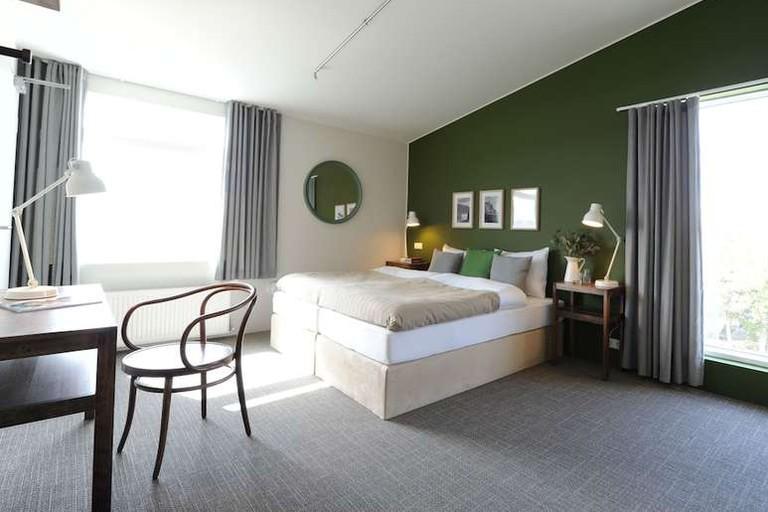 Double room at Grímur Hotel, Reykjavik