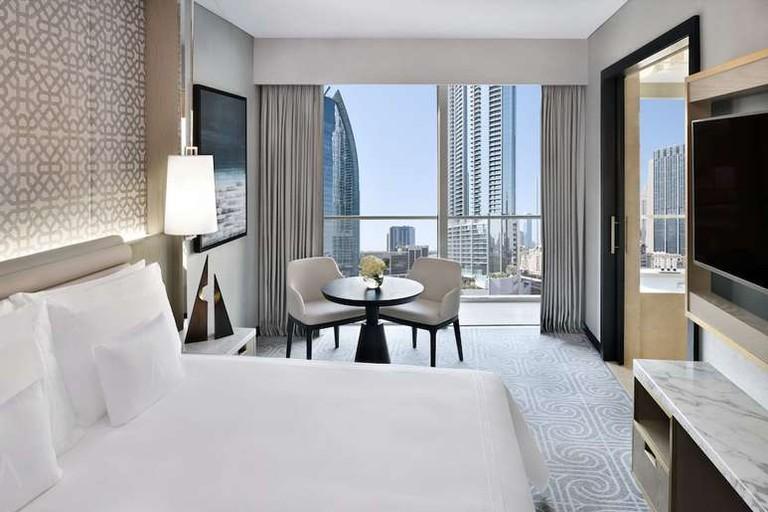 Suite at Address Dubai Mall