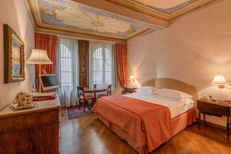 Double room at Residenza d'Epoca In Piazza della Signoria