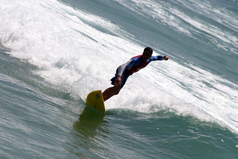 Learn to surf the waves of Costa da Caparica