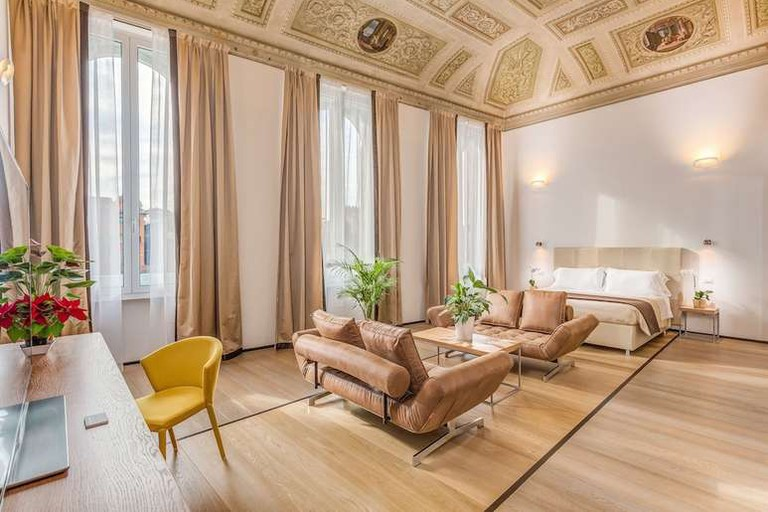 Suite at Palazzo Alfieri