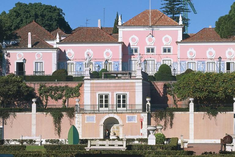 The Royal Palace of Belém, Lisbon
