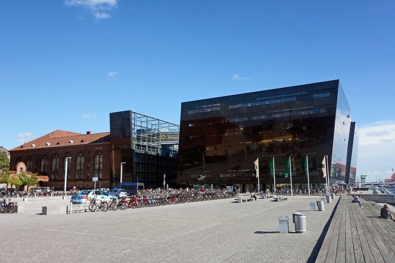 The Royal Danish Library in Copenhagen
