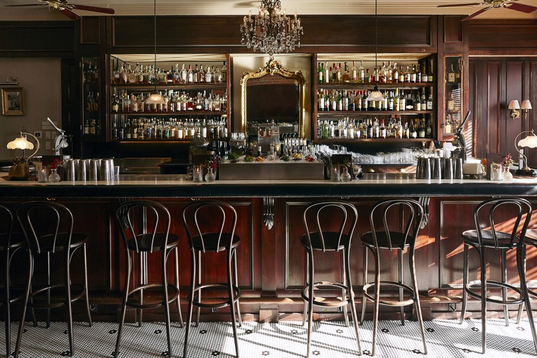 Step into The Everleigh for a taste of the 1920s