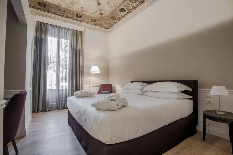 Palazzo Castri 1874 is known for its stylish, contemporary design