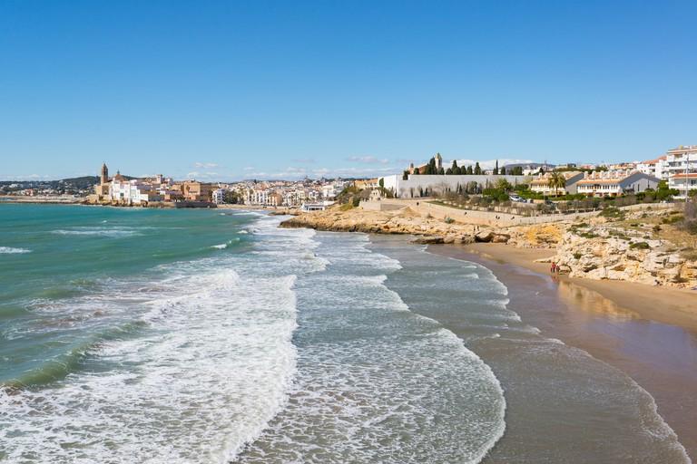 Sitges, Spain.