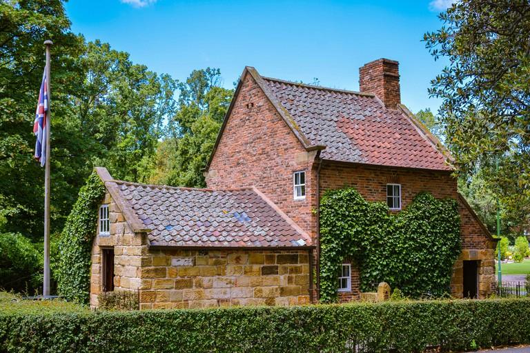 Historical Captain Cook's Cottage - Melbourne, Australia
