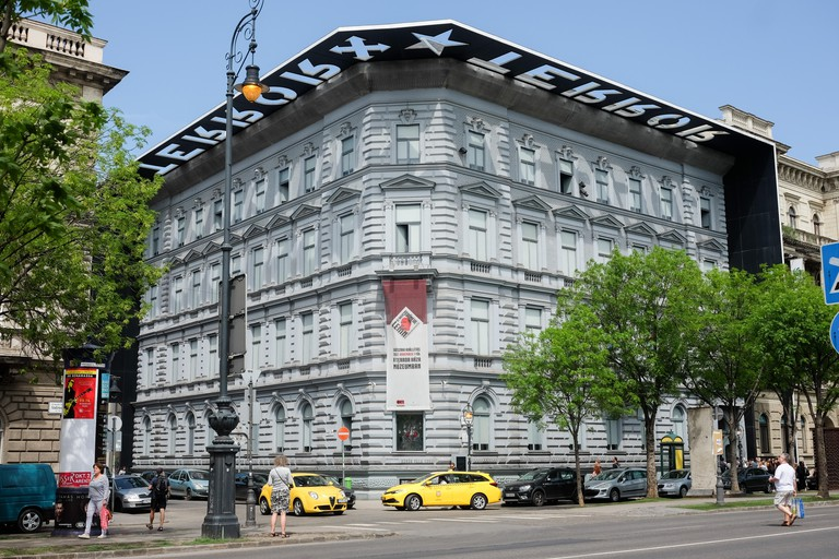 The House of Terror in Budapest