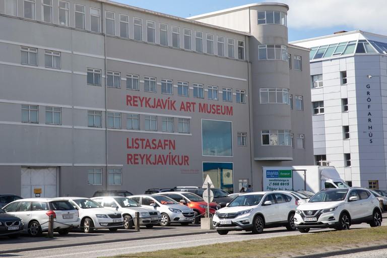 Reykjavik Art museum , Iceland