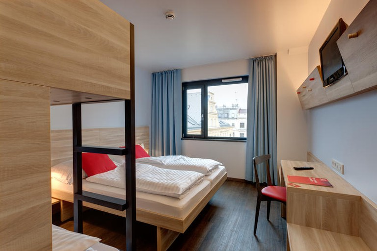 Double room at Meininger Vienna Downtown Franz