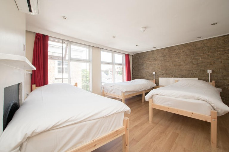 Keystone House King's Cross offers a no-frills, comfortable stay in the middle of the city