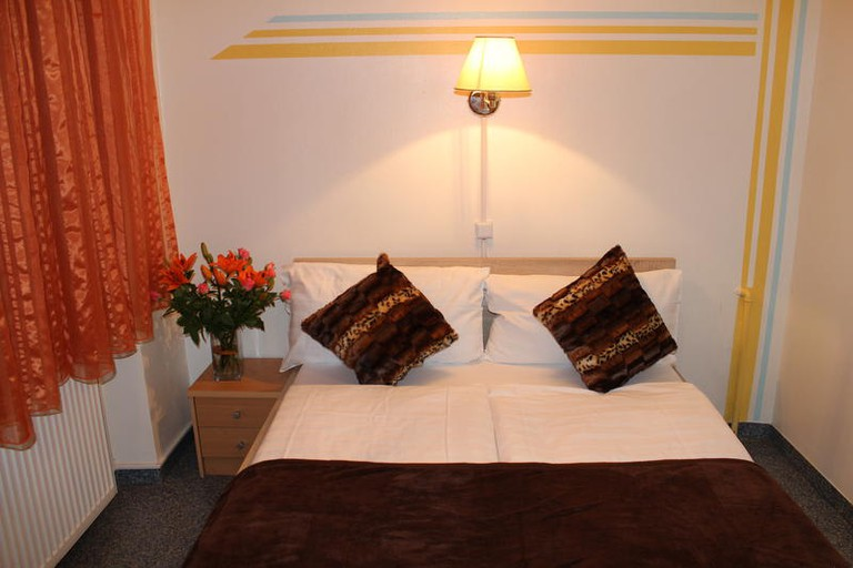 Double room at Westend City Hostel