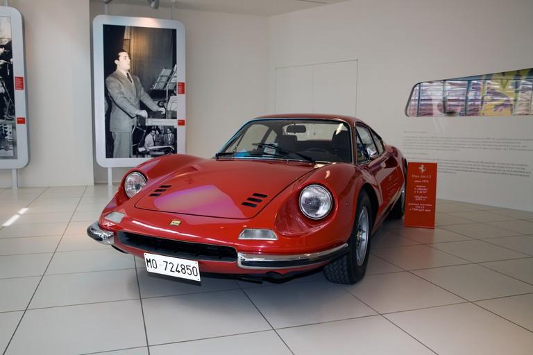 Ferrari Museum, Italy.