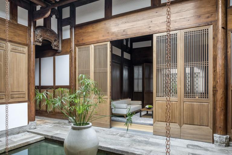 Amanyangyun, China - Villa, Four Bedrooms, Courtyard