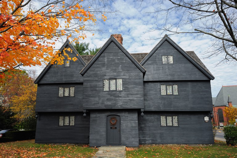 Jonathan Corwin House, the Witch House, Salem