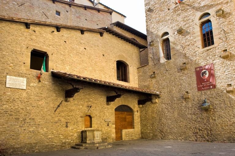 Museo Della Casa Di Dante, Florence.