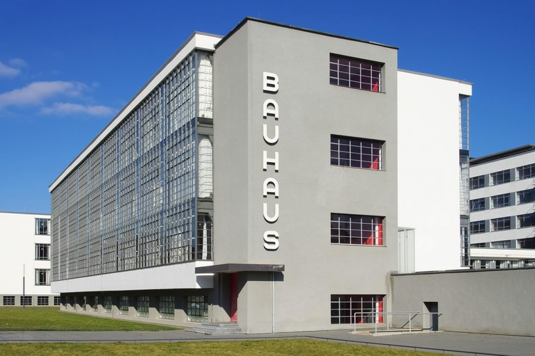 The Bauhaus site in Dessau was the go-to school of design between 1925 and 1932