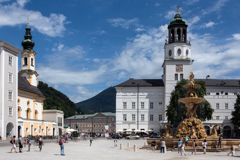 Salzburg is a must-see city for many visitors