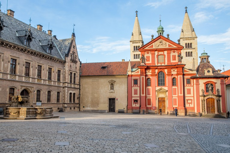 World-famous Prague is the ideal location for a romantic day trip from Vienna
