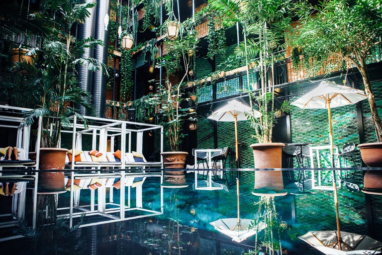 Manon Les Suites is an eco-friendly hotel