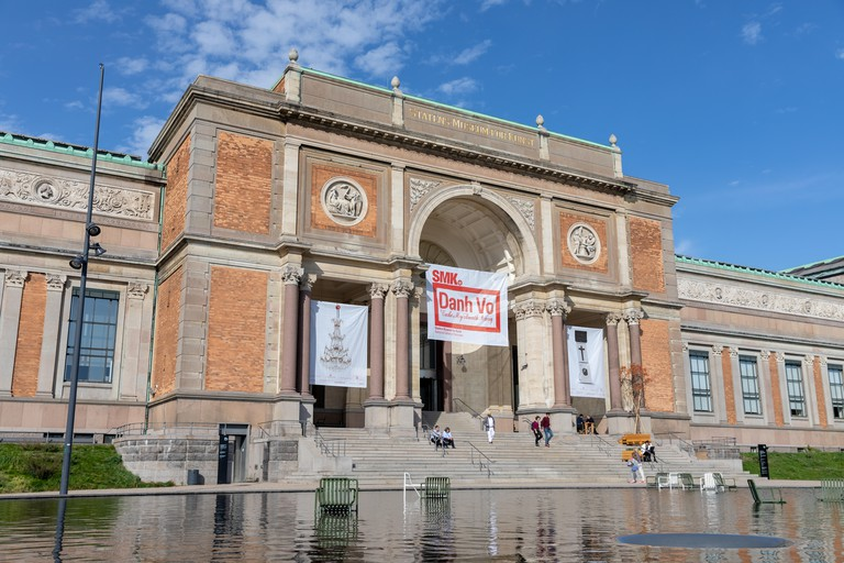 Statens Museum for Kunst (National Gallery of Denmark) Copenhagen, Denmark