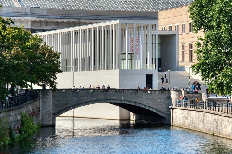 The Pergamon Museum on Museum Island is one of the most visited art museums in Germany