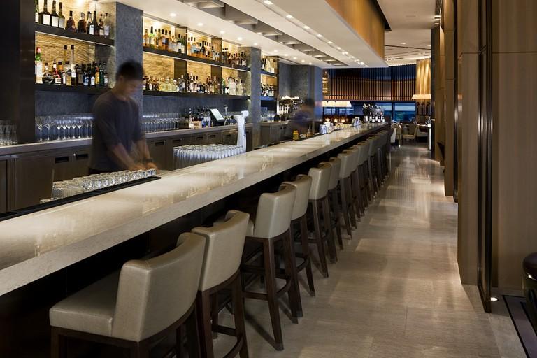 Cafe Gray Bar