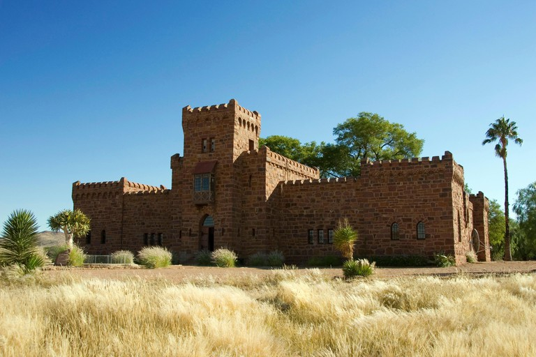Castle Duwisib, German colonial period, Namibia