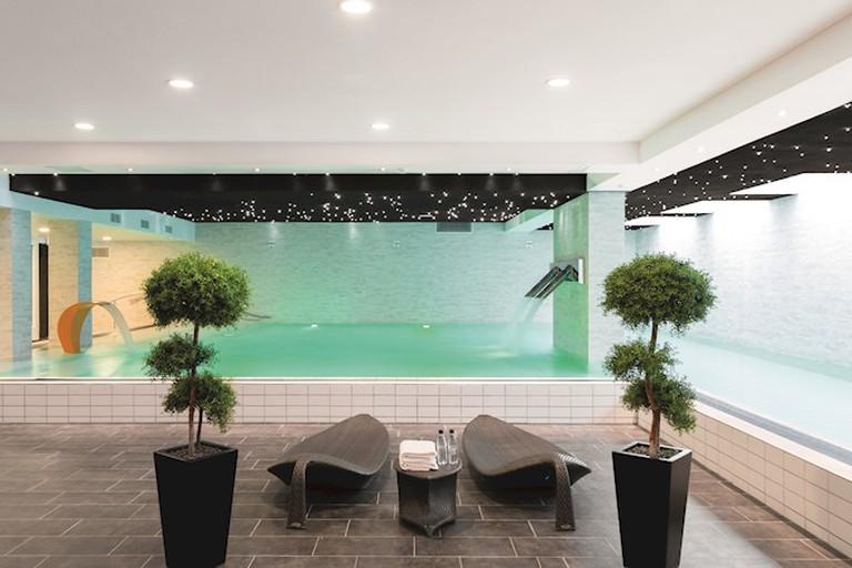 Pool at Tivoli Hotel