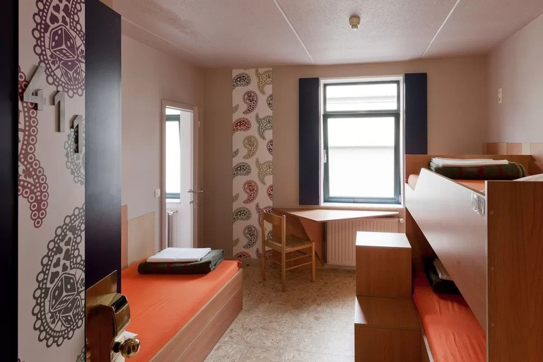 The hostel is a good option for solo travellers