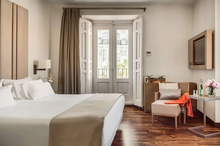 This quaint boutique hotel is in the Plaza del Ángel neighbourhood