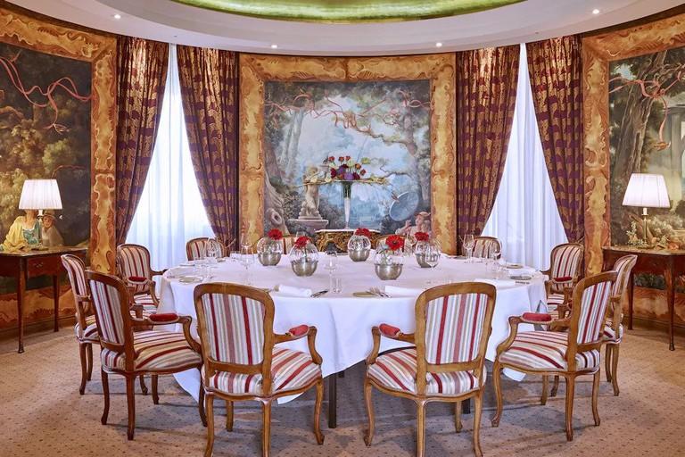 Imperial grandeur at Vienna's oldest Grand Dame hotel