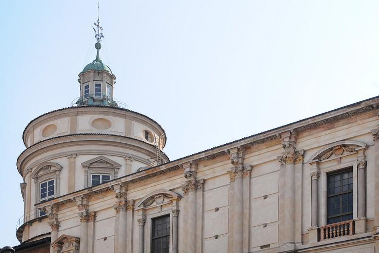Chiesa Santa Maria della Scala, Church