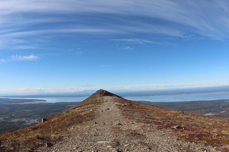 Tip of Mt.Baldy