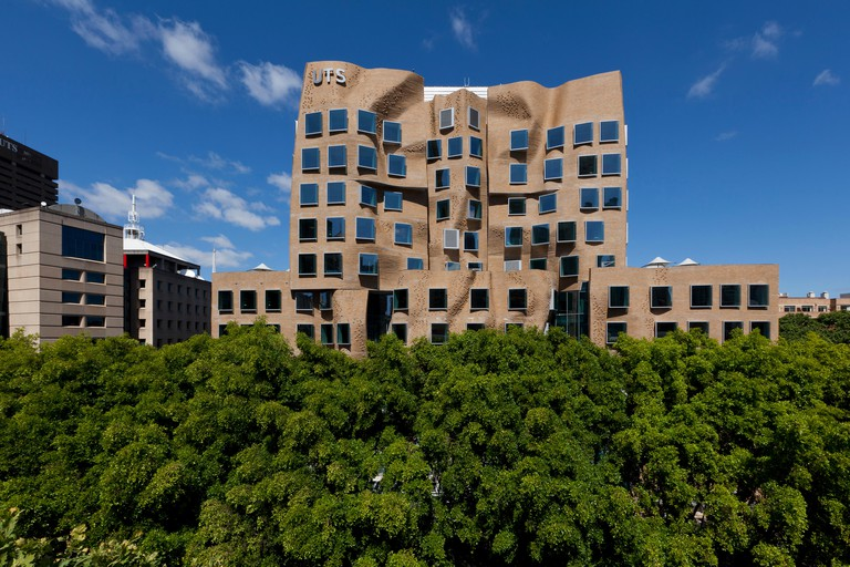Dr Chau Chak Wing Building, University of Technology, Sydney, Australia.