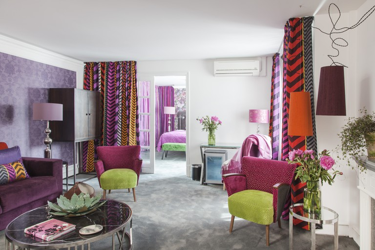 Absalon Hotel is ideal for families