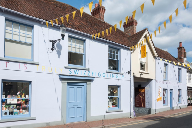 Roald Dahl Museum & Story Centre, High Street, Great Missenden, Buckinghamshire, England, United Kingdom