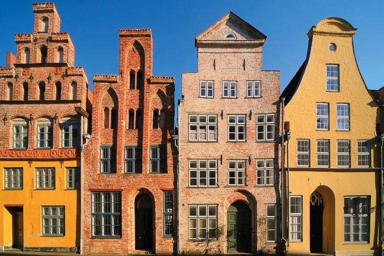 Founded in 1143, Lübeck was considered a leading city in architecture and international trade