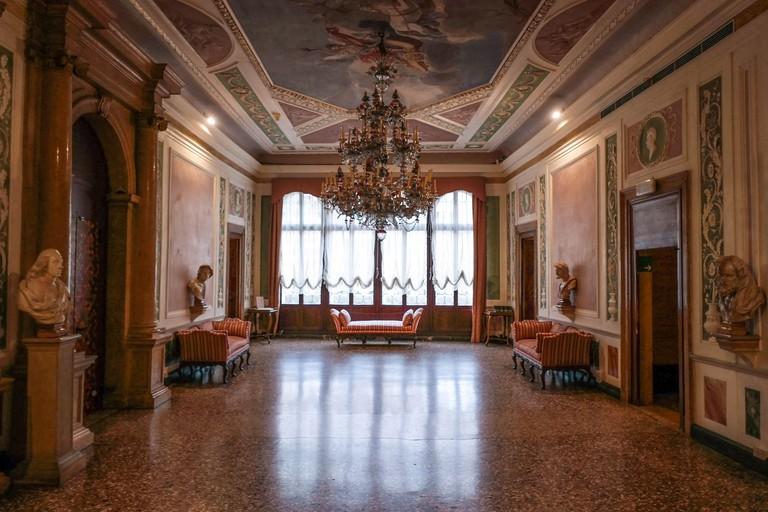 Venedig Canareggio Fondazione Querini Stampalia