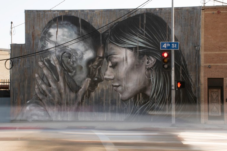Discover one of a kind murals
