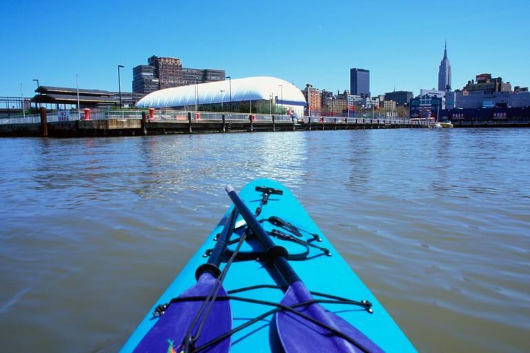 Manhattan Kayak Company Chelsea Piers New York