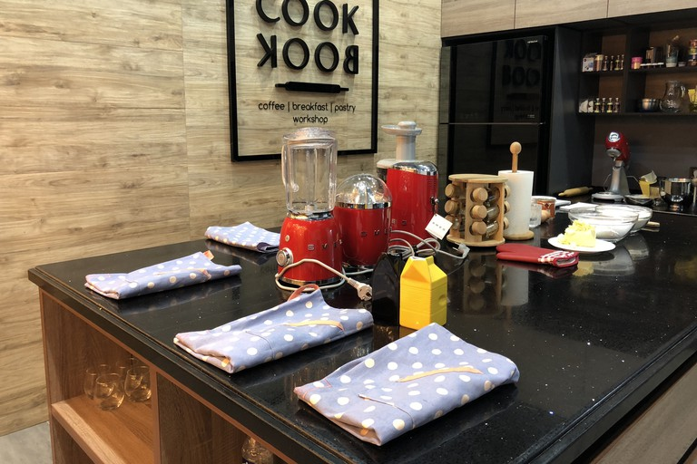 Cookbook Workshop