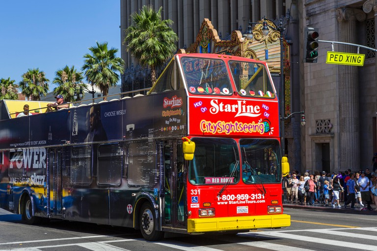 Navigate the city with the Hop-on Hop-off Double Decker Bus Tour