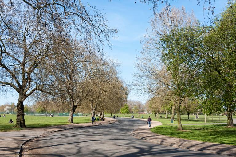 Finsbury Park, London Borough of Haringey, Greater London, England, United Kingdom