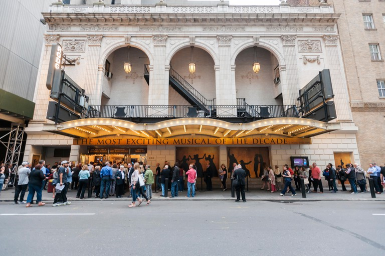 The Richard Rodgers Theatre