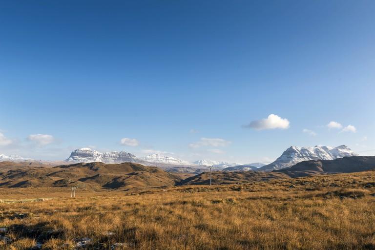 Cùl Mòr, Scotland