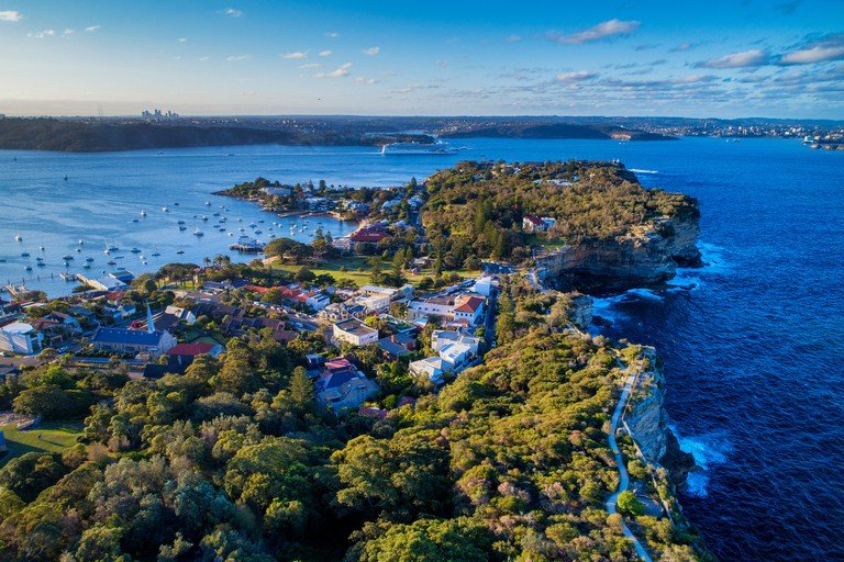 Watsons Bay to Manly
