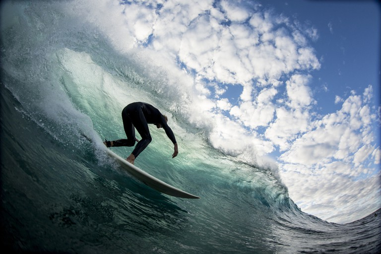 some of the very best surfing beaches are on the NSW south coast