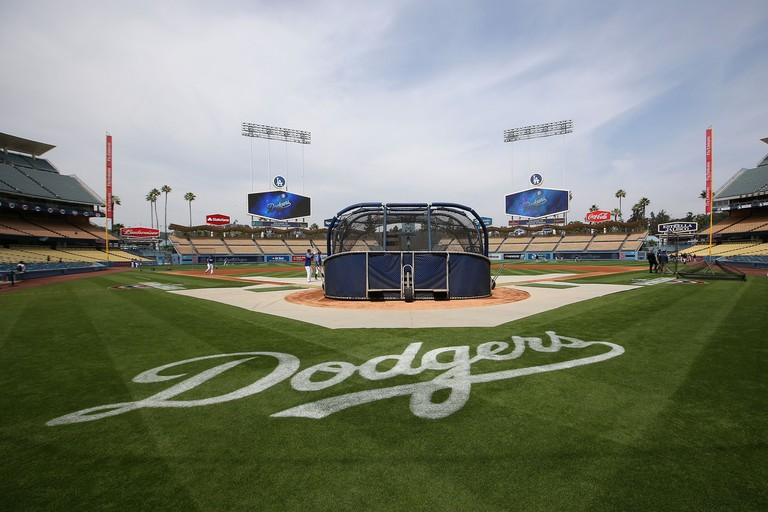 Built in 1962, Dodger Stadium is one of the oldest and most venerated baseball stadiums